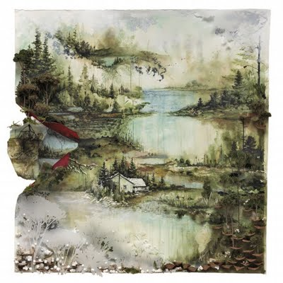 Bon Iver album art