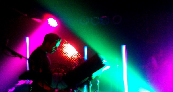 M83, Live, Black Cat DC