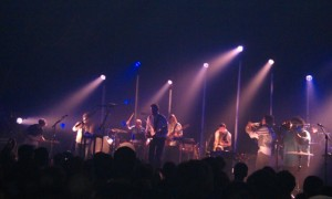 Bon Iver, The National