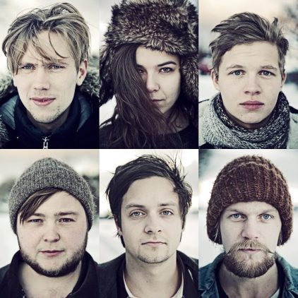 Of Monsters and Men, US Tour, Into the Woods