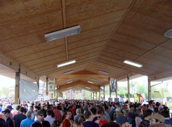 Rocktown Beer Music Festival, Harrionsburg, JMU